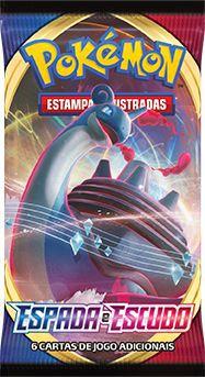 Booster Avulso - Espada e Escudo