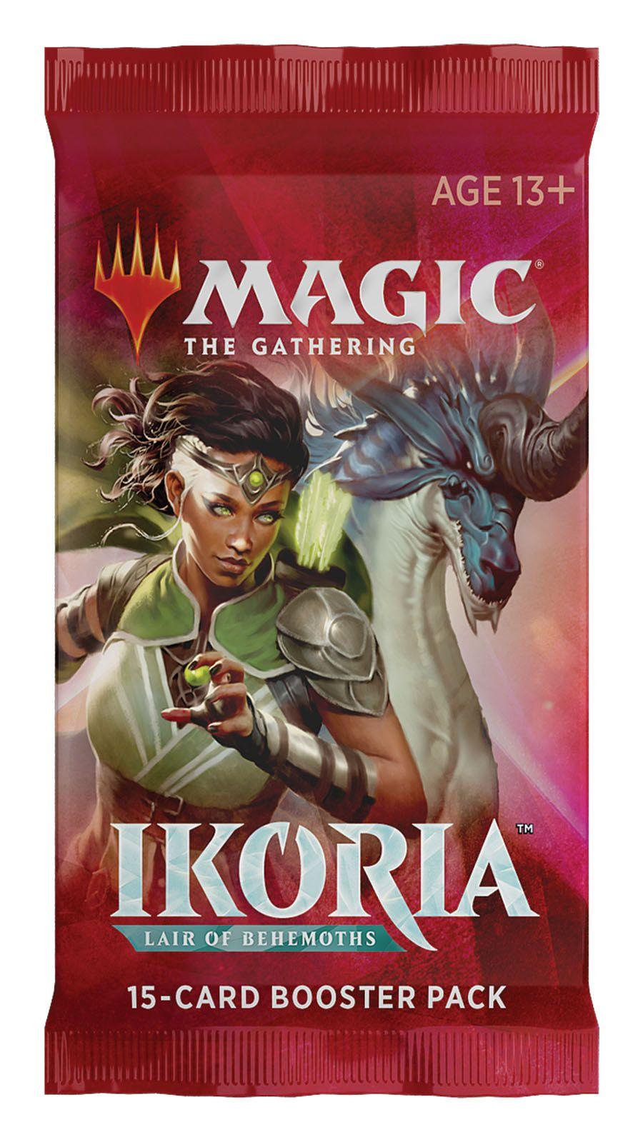 Booster Avulso - Ikoria: Lair of Behemoths / Ikoria: Terra de Colossos