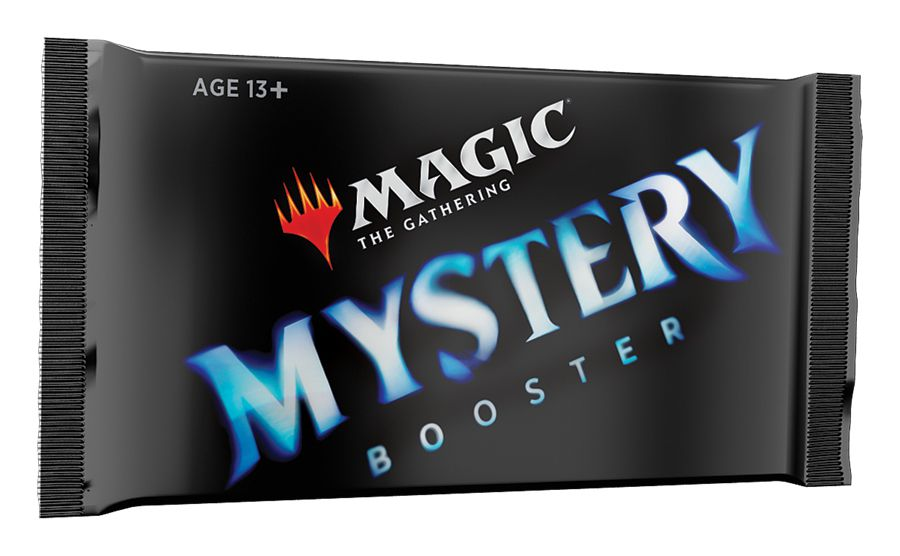 Booster Avulso - Mystery Booster