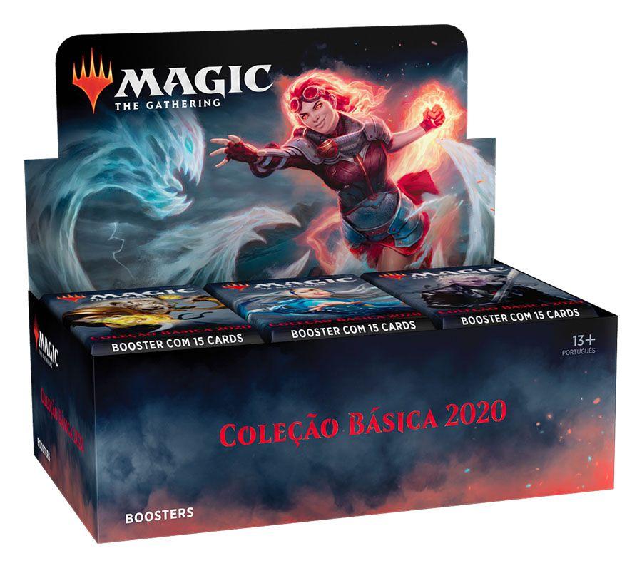 Booster Box - Coleção Básica 2020 / Core Set 2020