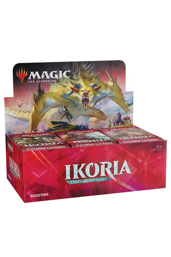 Booster Box - Ikoria: Terra de Colossos / Ikoria: Lair of Behemoths