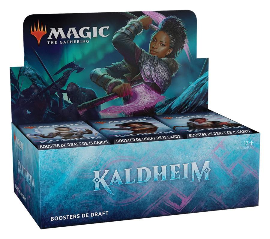 Booster Box - Kaldheim