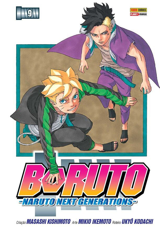 Boruto - Naruto Next Generations - Volume 09
