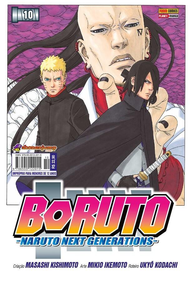 Boruto - Naruto Next Generations - Volume 10