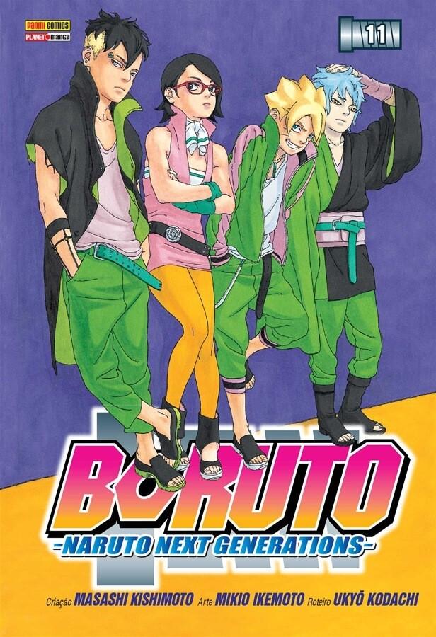 Boruto - Naruto Next Generations - Volume 11