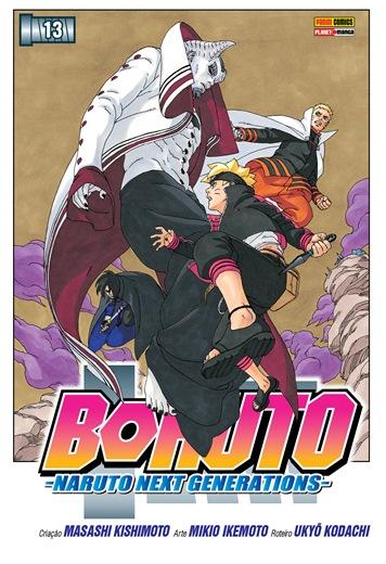 Boruto - Naruto Next Generations - Volume 13