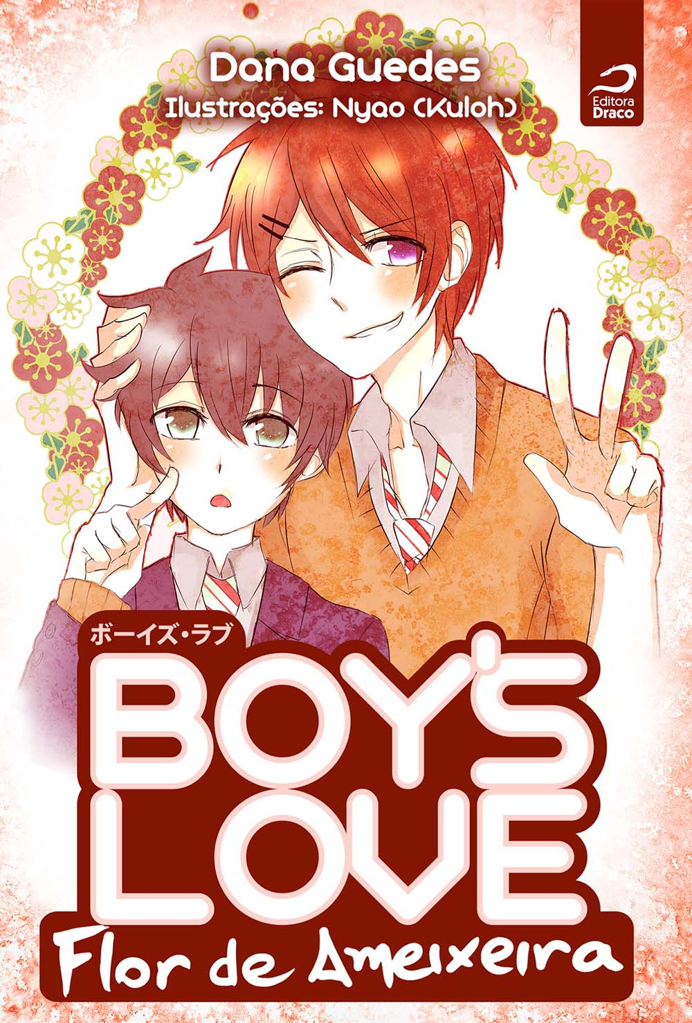 Boy's Love - Flor de Ameixeira - Usado