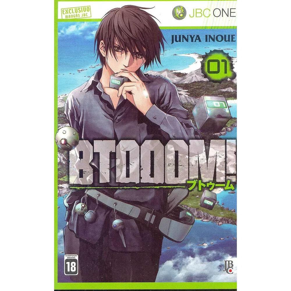 BTOOOM! - Volume 01 - Usado