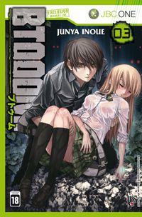BTOOOM! - Volume 03 - Usado