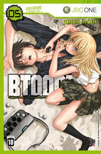 BTOOOM! - Volume 05 - Usado