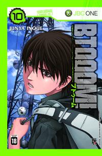 BTOOOM! - Volume 10 - Usado