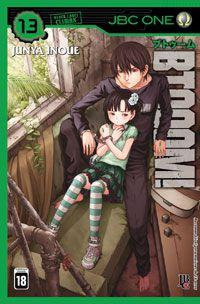 BTOOOM! - Volume 13 - Usado