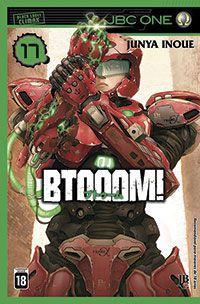 BTOOOM! - Volume 17