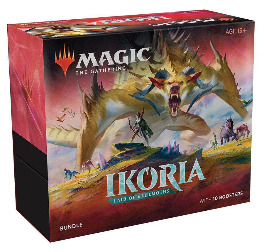 Bundle - Ikoria: Lair of Behemoths / Ikoria: Terra de Colossos