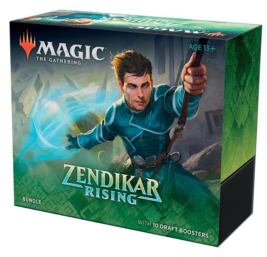 Bundle - Renascer de Zendikar / Zendikar Rising