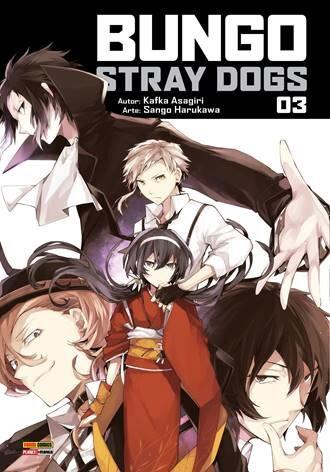 Bungo Stray Dogs - Volume 03 - Usado