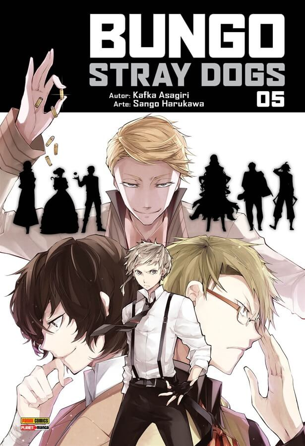 Bungo Stray Dogs - Volume 05