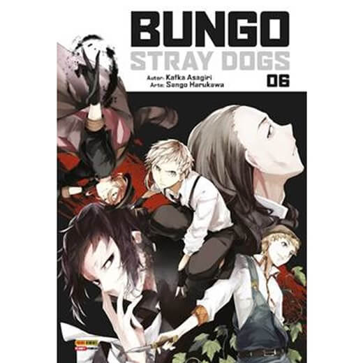 Bungo Stray Dogs - Volume 06