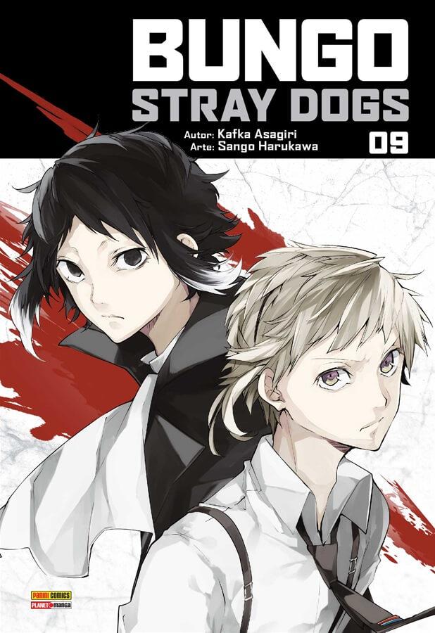 Bungo Stray Dogs - Volume 09