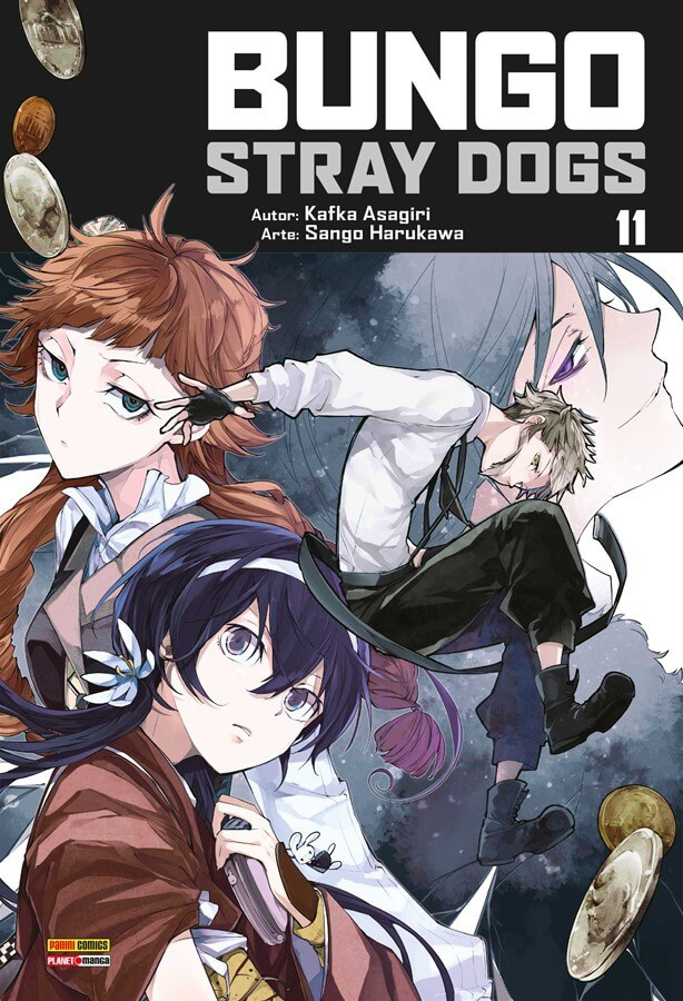 Bungo Stray Dogs - Volume 11