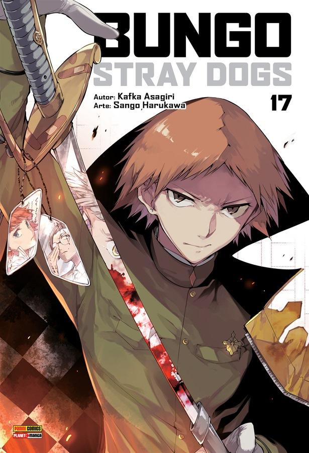 Bungo Stray Dogs - Volume 17
