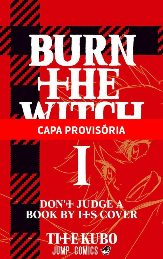 Burn The Witch - Volume 01