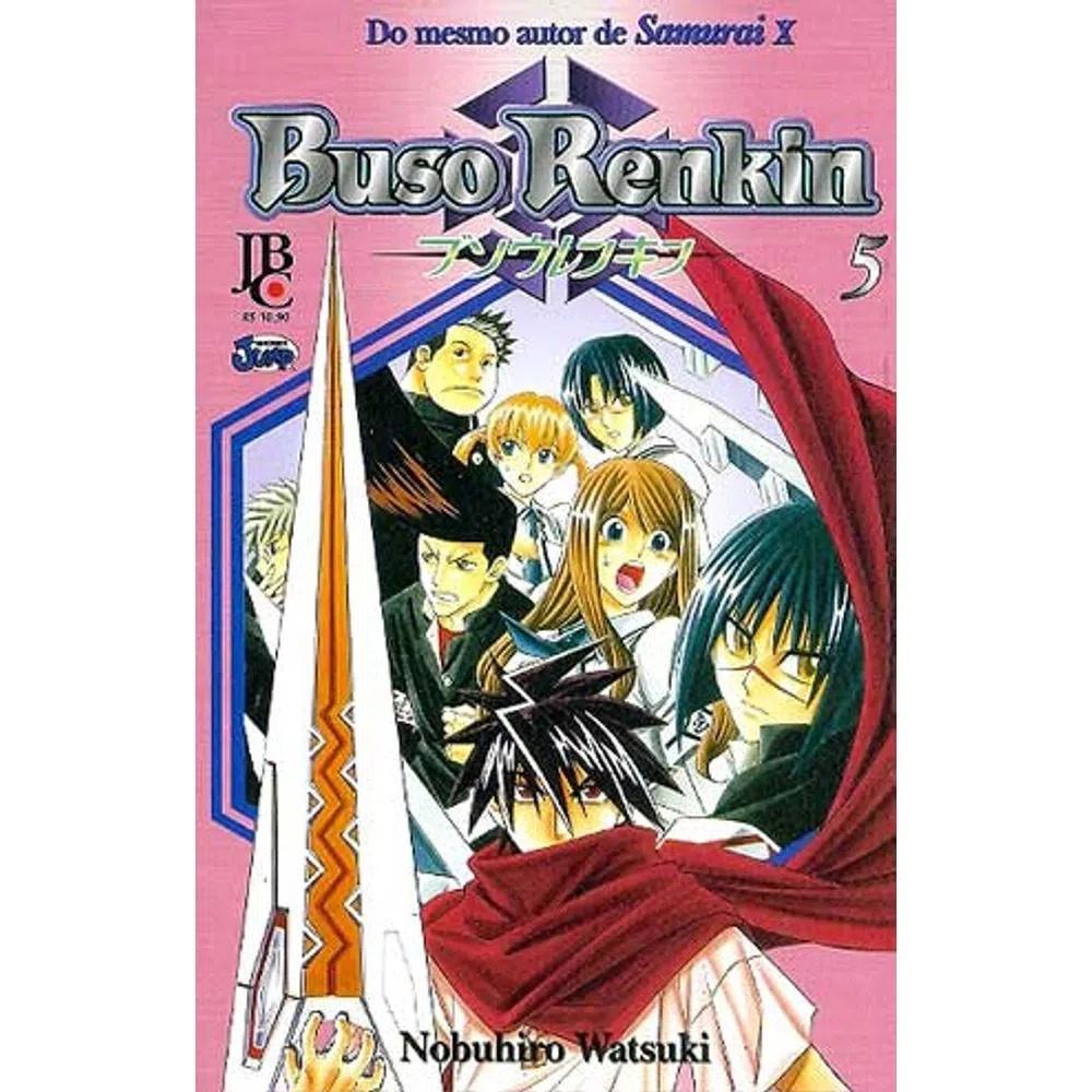 Buso Renkin - Volume 05 - Usado