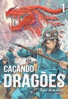 Caçando Dragões - Volume 01 - Usado