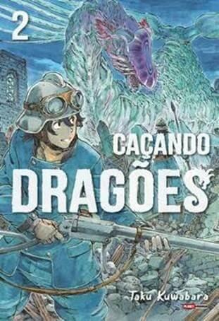 Caçando Dragões - Volume 02