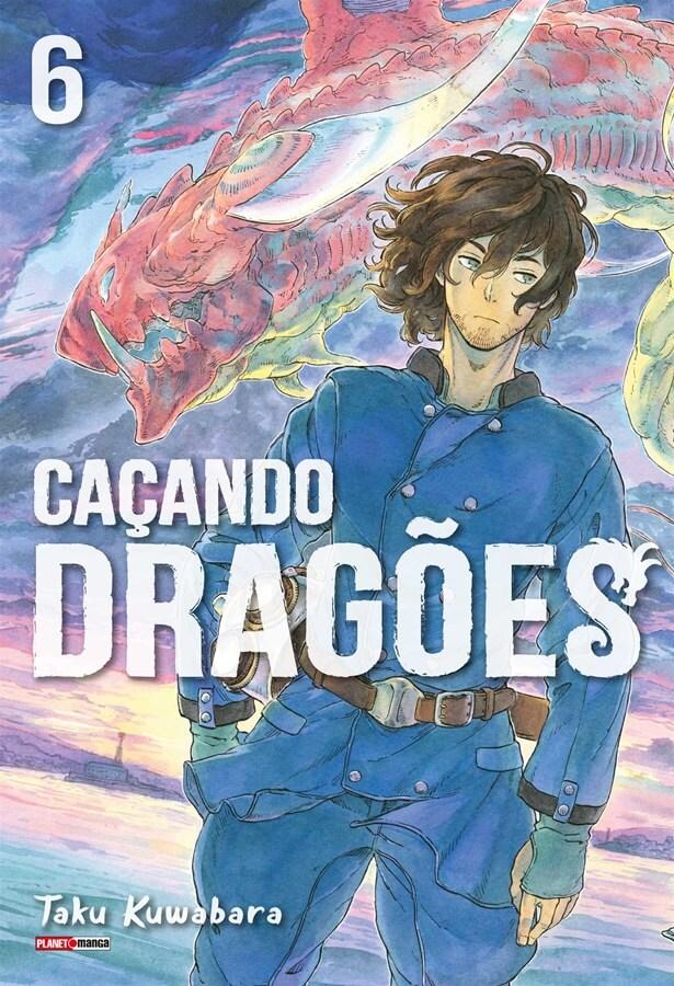 Caçando Dragões - Volume 06