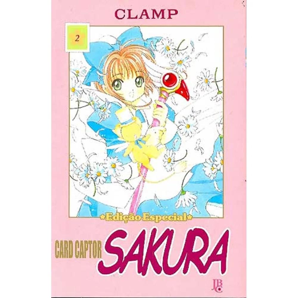 Sakura Card Captors / Cardcaptor Sakura - Volume 02