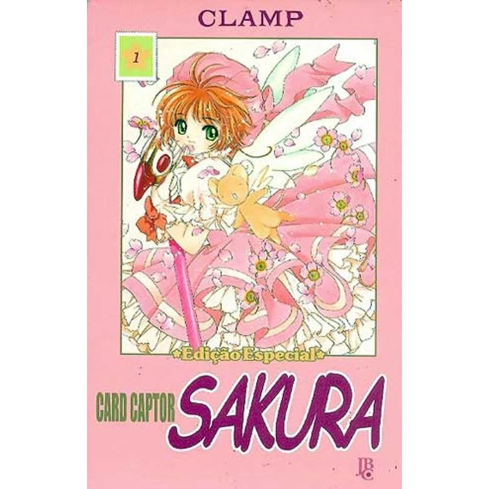 Sakura Card Captors / Cardcaptor Sakura - Volume 01