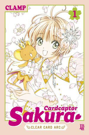 Sakura Card Captors / Cardcaptor Sakura - Clear Card Arc - Volume 01