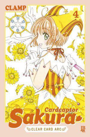 Cardcaptor Sakura - Clear Card Arc - Volume 04