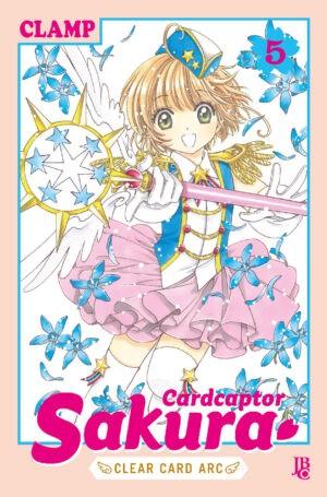 Sakura Card Captors / Cardcaptor Sakura - Clear Card Arc - Volume 05