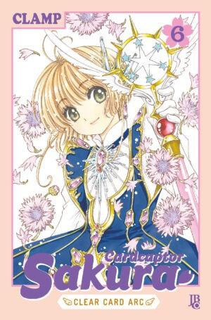 Sakura Card Captors / Cardcaptor Sakura - Clear Card Arc - Volume 06