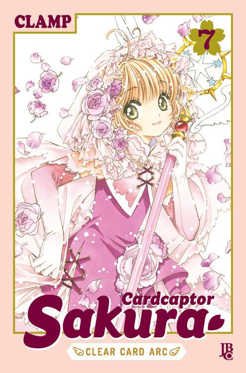 Sakura Card Captors / Cardcaptor Sakura - Clear Card Arc - Volume 07