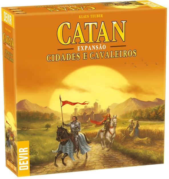 Catan Cidades e Cavaleiros