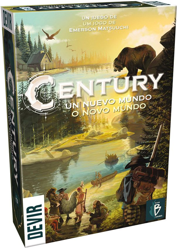 Century - O Novo Mundo