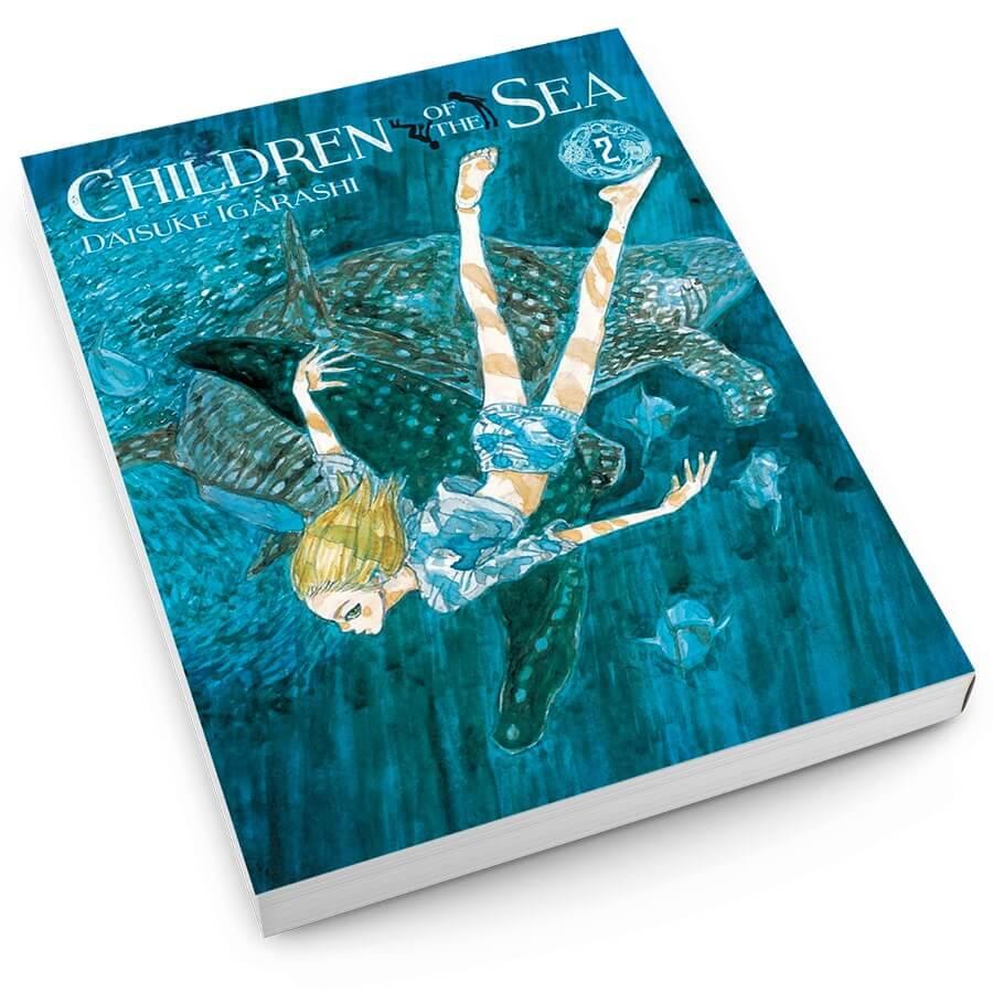 Children of The Sea - Volume 02