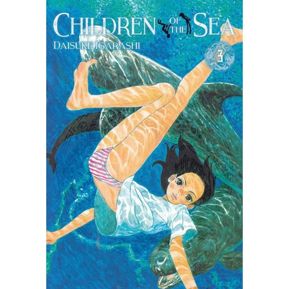Children of The Sea - Volume 03