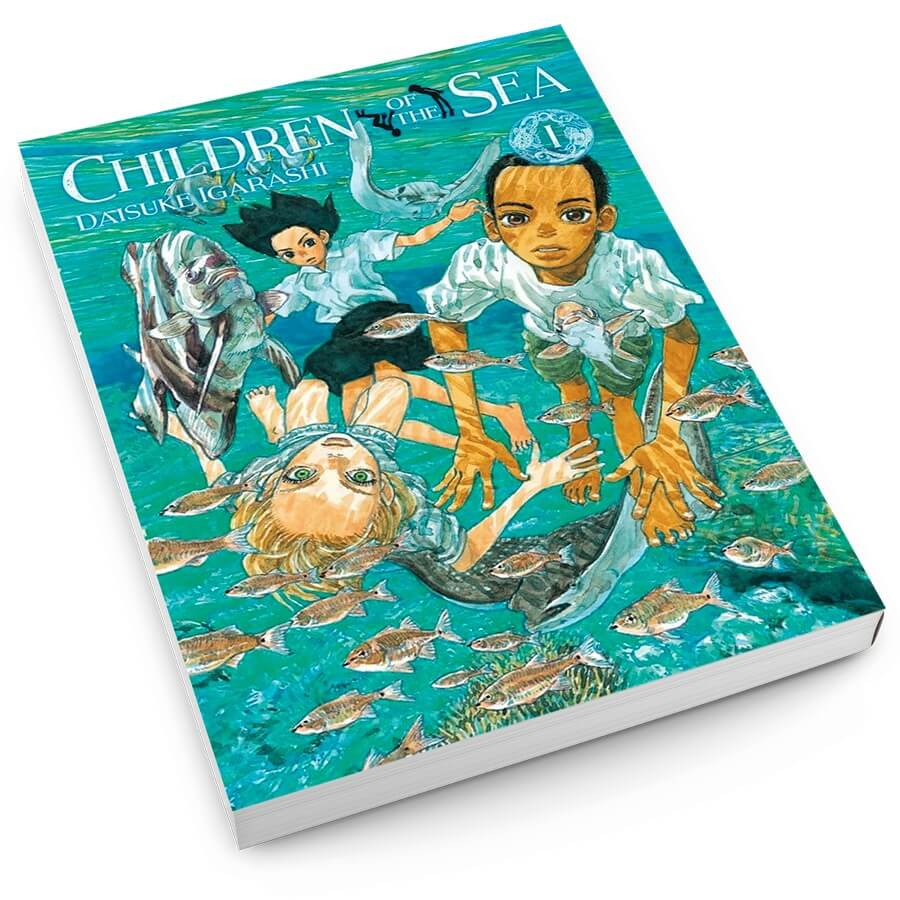 Children of The Sea - Volume 01