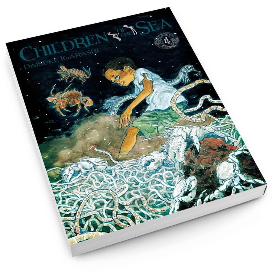 Children of The Sea - Volume 04