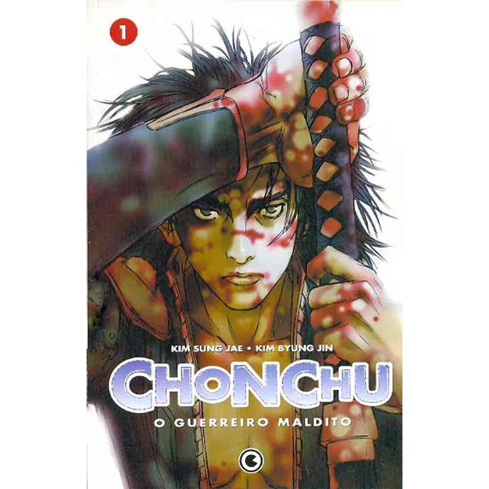 Chonchu o Guerreiro Maldito - Volume 01 - Usado