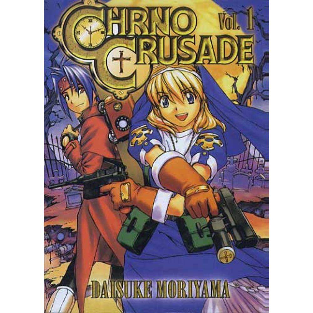 Chrno Crusade - Volume 01 - Usado