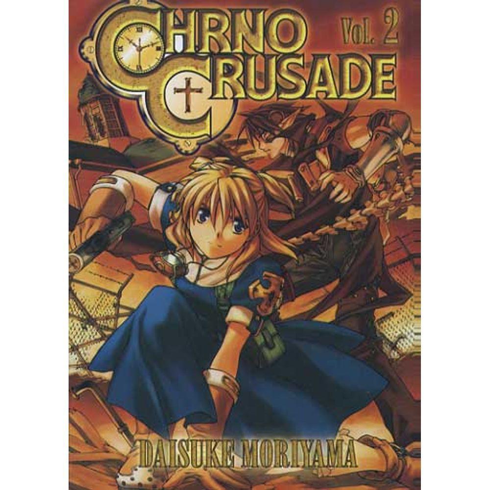 Chrno Crusade - Volume 02 - Usado