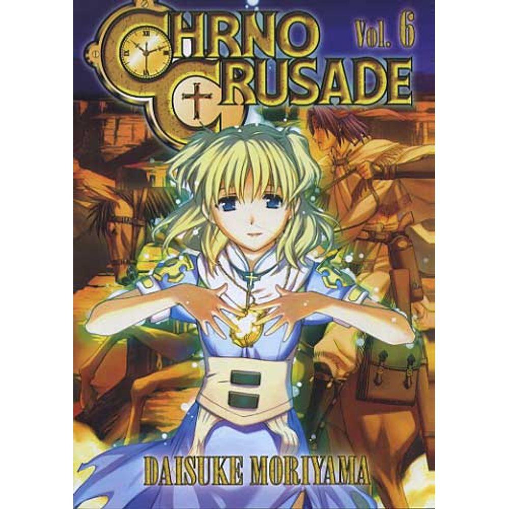 Chrno Crusade - Volume 06 - Usado