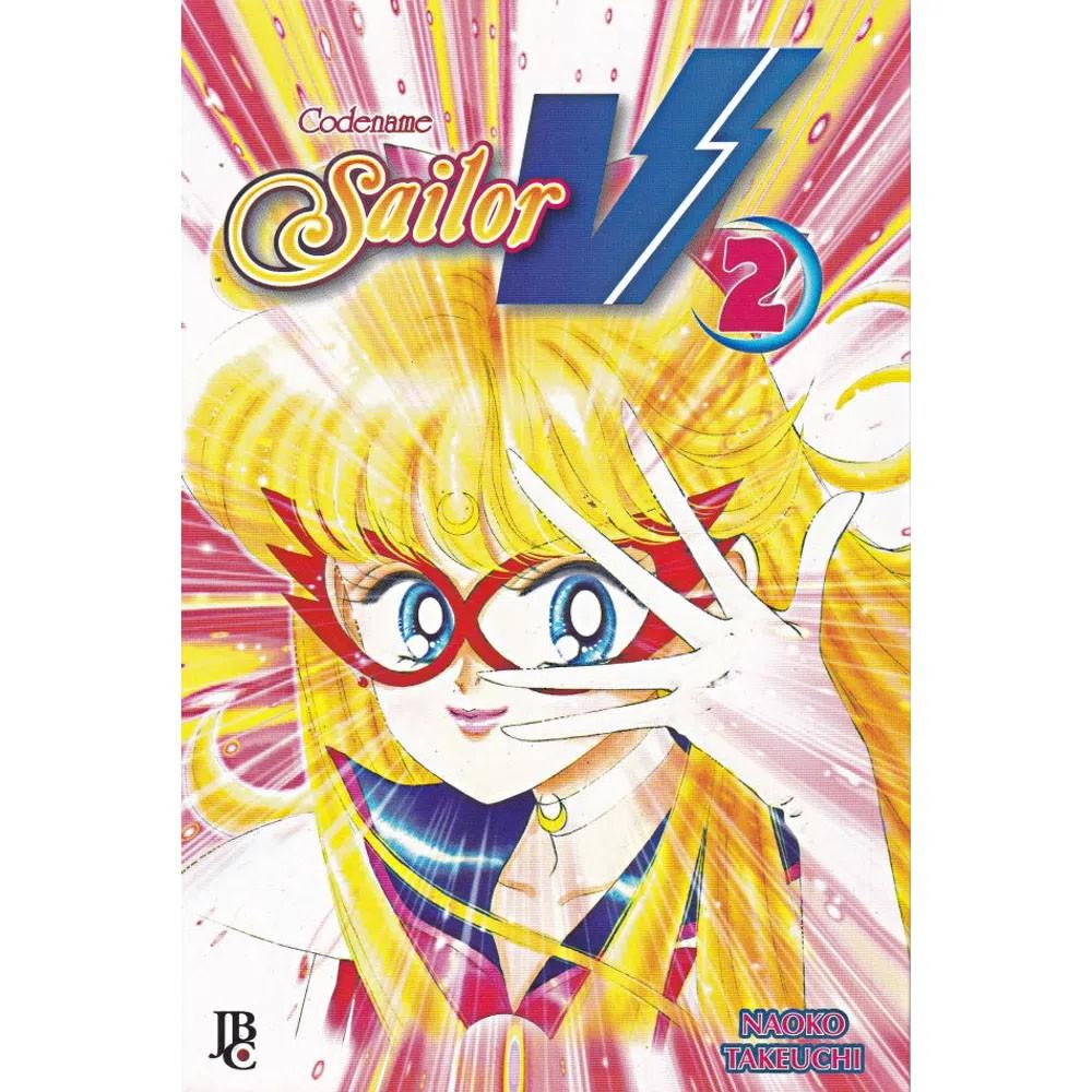 Codename Sailor V - Volume 02 - Usado