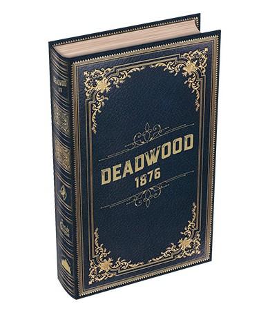 Coleção Cidades Sombrias - Deadwood 1876