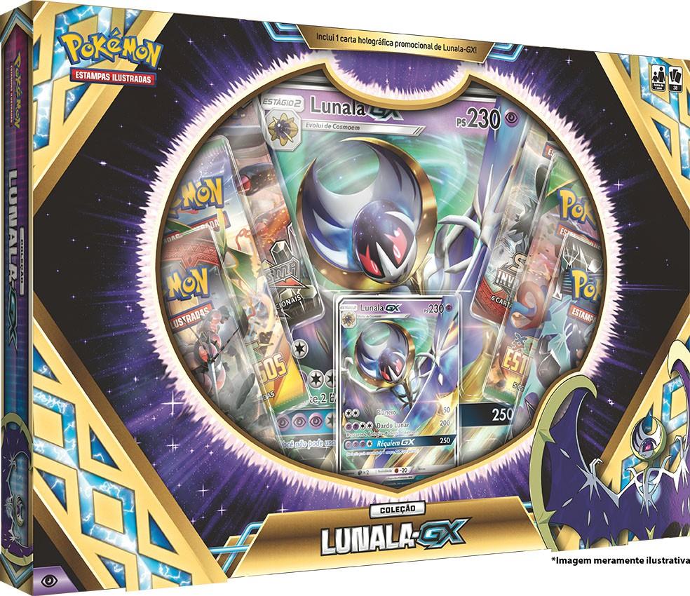 Coleção Lendas de Alola - Lunala-GX